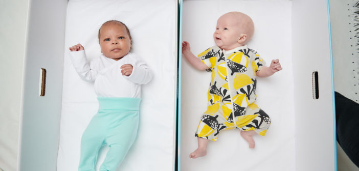 フィンランド・ベイビー・ボックスは出産準備&出産祝いにぴったり