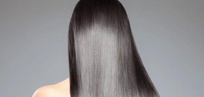 美しい黒髪