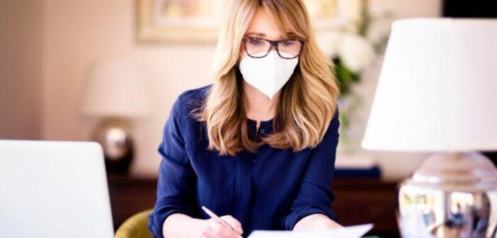 マスク老け対策