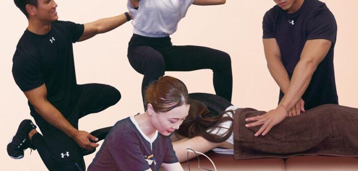 「サラダ自由が丘本店」がバズーカ岡田氏率いる「スタジオバズーカ」とコラボ!理想の【エステティック×パーソナルトレーニング】体験