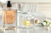 香水のつけ方と種類