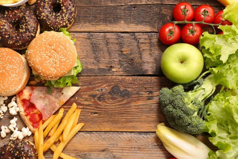 ローフードと脂質の多い食品